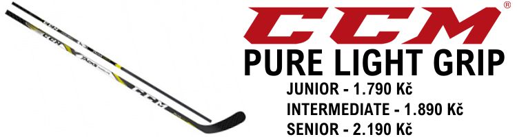 Hokejka CCM Pure Lite Grip
