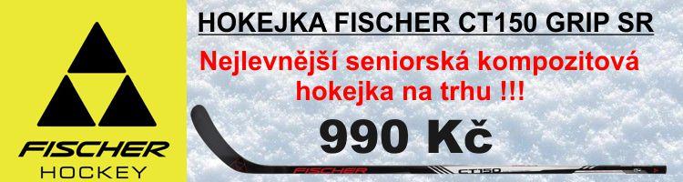 Hokejka Fischer CT150 Grip SR