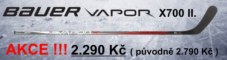 AKCE !!! Hokejka Bauer Vapor X700 SR II.