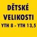 YTH ( DĚTSKÉ )