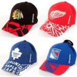 Nové NHL kšiltovky Reebok Draft 15 !!!