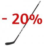 20% Sleva na hokejky CCM FT3