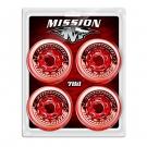 In-line kolečka MISSION CSX Indoor / Outdoor 76/80mm