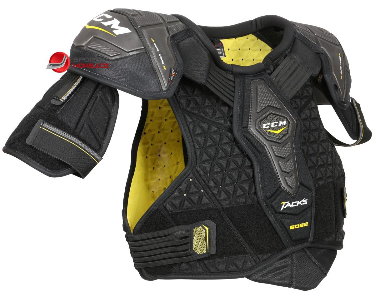 Hokejové chrániče ramen CCM Tacks 6052 SR ... 02c11538a0