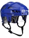 Hokejová helma CCM FitLite modrá - vel. L