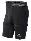 Suspenzor WARRIOR Nutt Hutt Compression Jock Short Gold SR