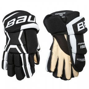 Hokejové rukavice BAUER Supreme 150 JR