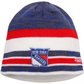Zimní čepice REEBOK Center Ice NHL New York Rangers
