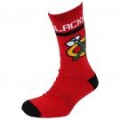 Ponožky REEBOK Faceoff NHL Chicago Blackhawks