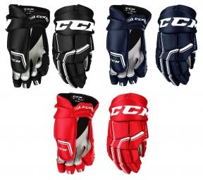 Hokejové rukavice CCM Quicklite 250 JR