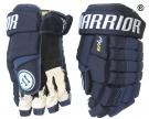 """Hokejové rukavice WARRIOR Dynasty AX2 SR - tmavě modré vel. 13"""""""