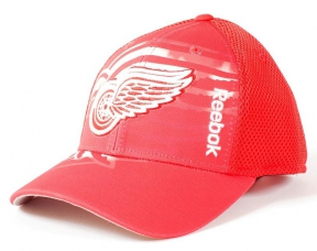 Kšiltovka REEBOK NHL 2nd Season Detroit Red Wings
