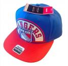 Kšiltovka Reebok Arched Snapback NHL New York Rangers
