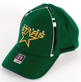 Kšiltovka REEBOK NHL Draft Spin Dallas Stars