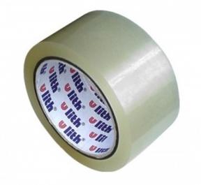 Páska na chrániče 48x66 průhledná