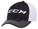 Kšiltovka CCM Team Mesh Flex černá