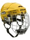 Hokejová helma BAUER 5100 Combo žlutá - vel. XS
