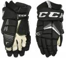 """Hokejové rukavice CCM Tacks 7092 SR černé - vel. 13"""""""
