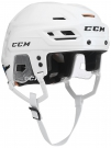 Hokejová helma CCM Tacks 710 SR bílá - vel. L