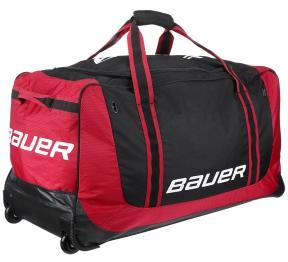 Hokejová taška na kolečkách BAUER 650 Large černo-červená
