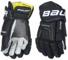 Hokejové rukavice BAUER Supreme S170 SR černé