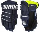 Hokejové rukavice WARRIOR Alpha QX5 YTH tmavě modré
