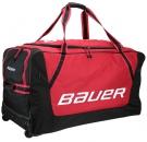 Hokejová taška na kolečkách BAUER 850 Medium červená