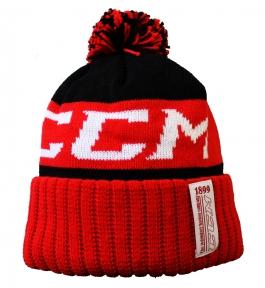 Zimní čepice kulich CCM Cuff Knit