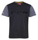 Tričko CCM Go Dark černé