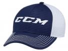 Kšiltovka CCM Team Mesh Flex tmavě modrá