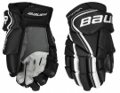 """Hokejové rukavice BAUER Vapor X800 Lite SR černo-bílé - vel. 14"""""""