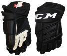 Hokejové rukavice CCM JetSpeed FT 370 JR černé