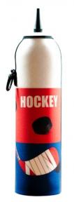 Termoobal pro láhev na pití 1l Hokejka