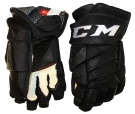 Hokejové rukavice CCM JetSpeed FT 390 SR LTD Black