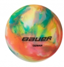 Míček BAUER Street Hockey Ball Multicolored