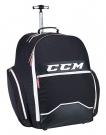 """Hokejová taška CCM 390 Wheeled Backpack 18"""" SR černá"""