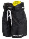 Hokejové kalhoty BAUER Supreme S27 SR černé