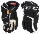 Hokejové rukavice CCM Super Tacks AS1 YTH černé