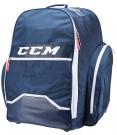 """Hokejová taška CCM 390 Wheeled Backpack 18"""" SR tmavě modrá"""