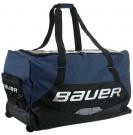 """Hokejová taška na kolečkách BAUER Premium Wheel SR 37"""" tmavě modrá"""