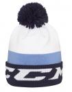 Zimní čepice kulich CCM Chromatic Ensign Blue