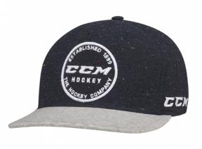Kšiltovka CCM Academy Snapback tmavě modrá