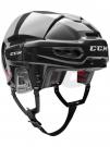 Hokejová helma CCM FitLite 500 černá