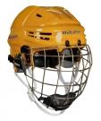 Hokejová helma BAUER Re-Akt Combo žlutá