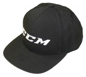 Dětská kšiltovka - Snapback CCM Team černá