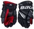 Hokejové rukavice BAUER Vapor X2.9 JR černé