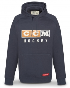 Mikina CCM Classic Logo Hoody SR