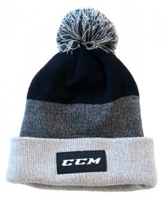 Zimní čepice kulich CCM Team Cuffed