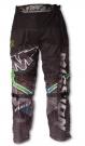 In-line kalhoty - návleky MISSION Inhaler DS2 černo-modré