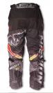 In-line kalhoty - návleky MISSION Inhaler DS2 černo-červené
